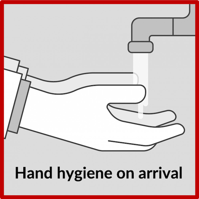 Good hand hygiene has proven to be the most effective way of reducing the spread of COVID-19 (as well as other seasonal flus). Don't be offended but we ask all visitors to sanitise their hands on entering the practice.